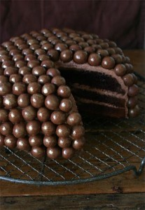 Tarta de Chocolate Maltesers